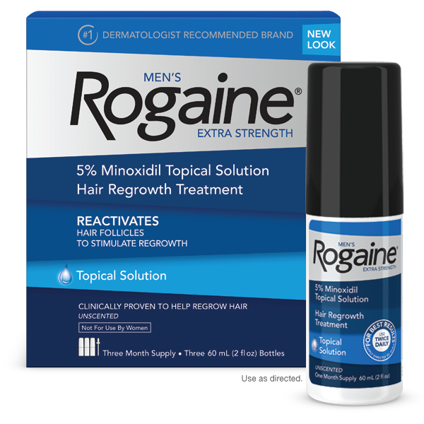 Rogaine Minoxidil, ไมน๊อกซิดิล, Minoxidil, Rogaine