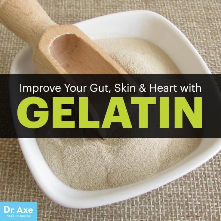 Gelatin ตัวช่วยในการรักษาผมร่วง