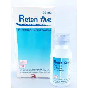 Reten 5 Minoxidil